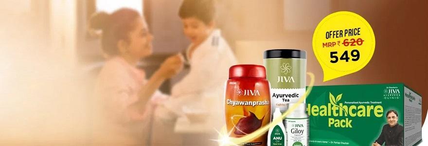 Jiva Ayurveda Products
