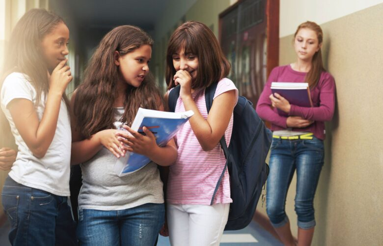 Gender age divided into new bullying study