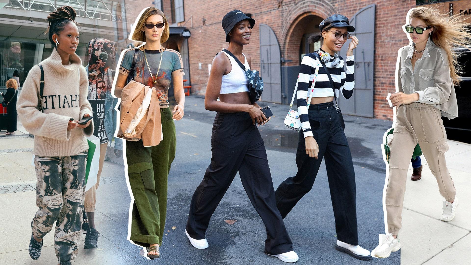 womens stylish trousers