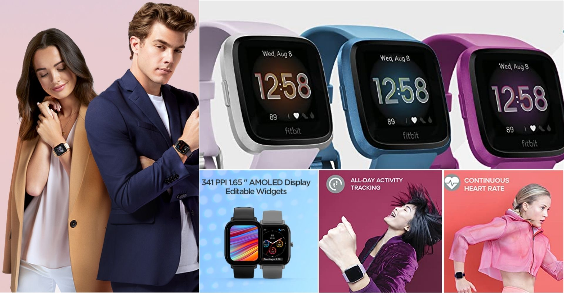 Top 5 best Smartwatch