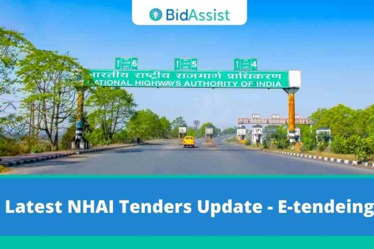 National Highways Authority of India tenders